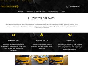 Huzurevleritaksi SEO Web Tasarım